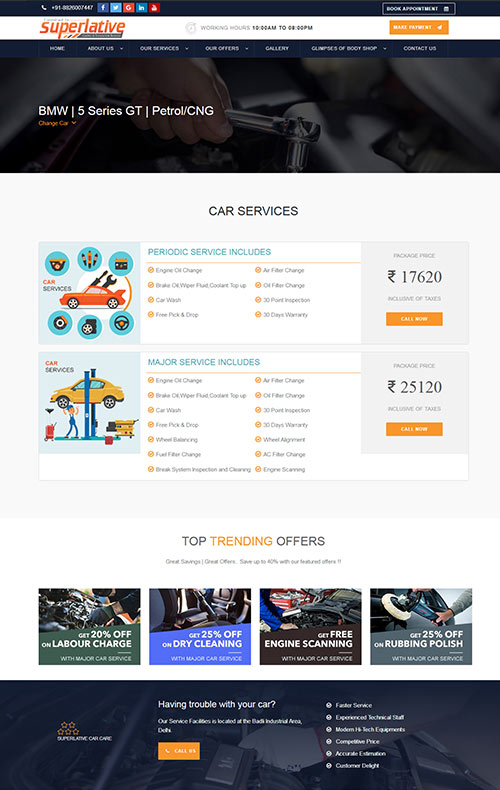 website design b curve technology
